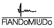 FIANDO MIUDO Logo
